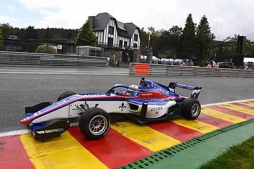 W Series: Kimilainen regola Chadwick a Spa-Francorchamps