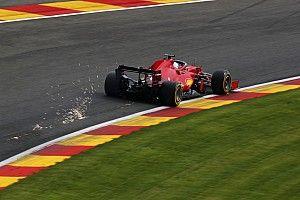 Leclerc no entiende el cambio de rendimiento en el Ferrari