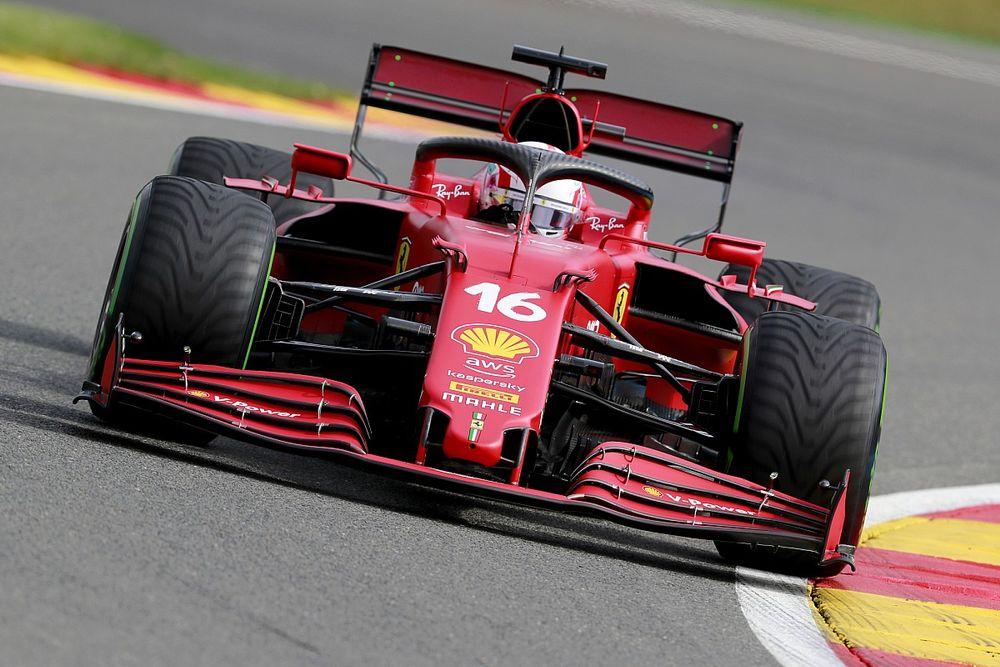 A Ferrari kicseréli Leclerc sérült kasztniját