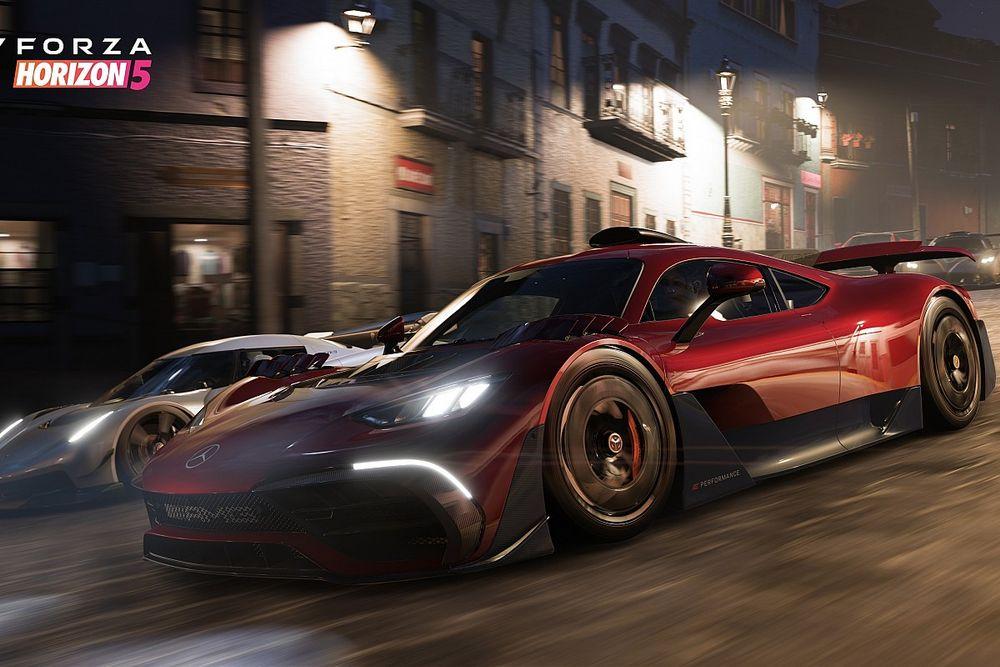 Mercedes-AMG Project ONE Jadi Bintang Forza Horizon 5