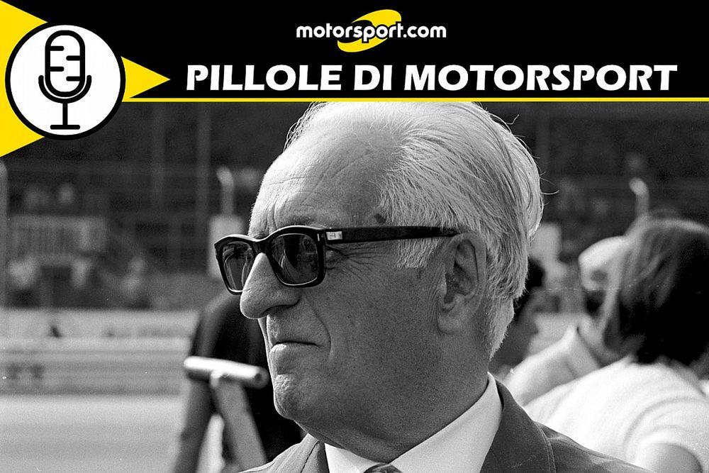 Podcast: L'addio silenzioso di Enzo Ferrari