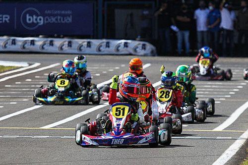 Copa Brasil de Kart tem sete novos campeões e um tetracampeão em Londrina