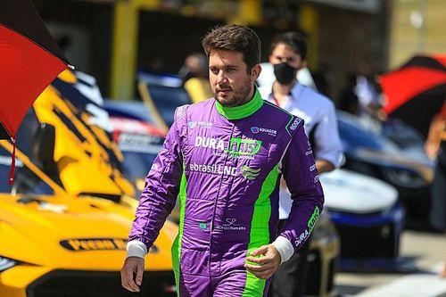 GT Sprint Race: Pernambucano Sergio Ramalho fará jornada dupla em Tarumã