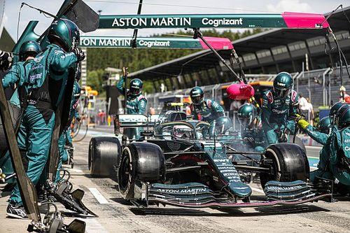 Vettel Tak Temukan Duel Nyata di F1 GP Styria