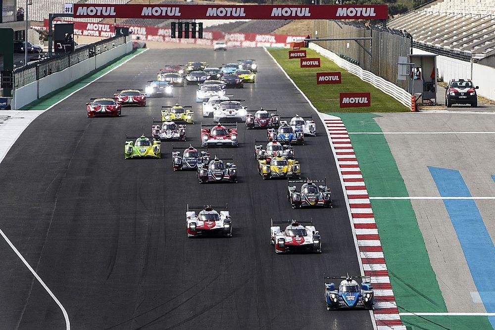 WEC: Toyota vence etapa de Portimão, em Portugal; Negrão é 3º
