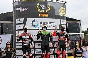 Pirelli Cup: a Vallelunga vincono le Wild Card Loi e Ruiu