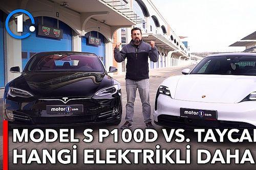 Tesla Model S vs Porsche Taycan | Hangisi daha iyi?
