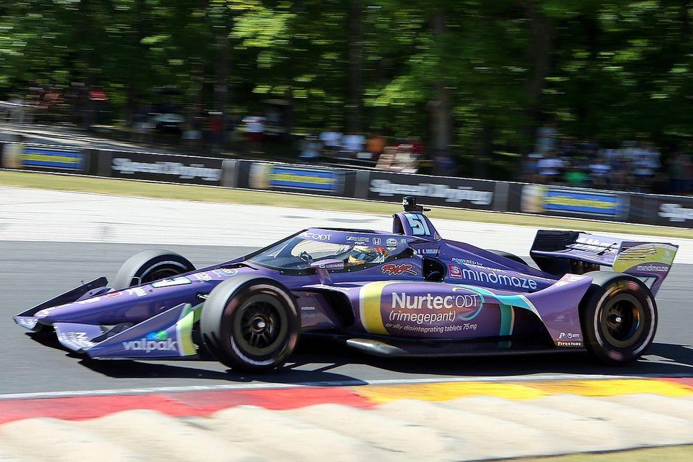 Grosjean, Gateaway'de ilk IndyCar oval yarışına çıkacak
