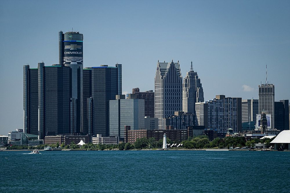 Detroit GP aims to move race downtown for 2023