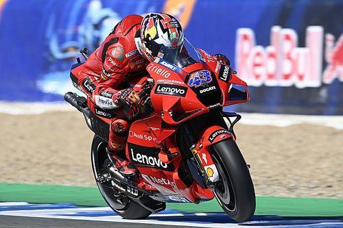 MotoGPスペイン決勝:ジャック・ミラー、5年ぶり勝利に涙。中上追い上げ自己ベストタイ4位