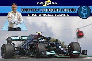 Podcast F1: Chinchero analizza le Qualifiche del GP del Portogallo