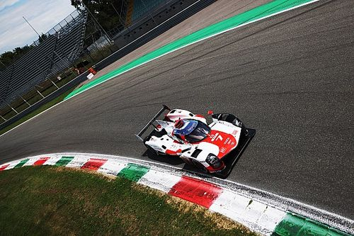 Monza WEC: Toyota survives scare to claim third 2021 win