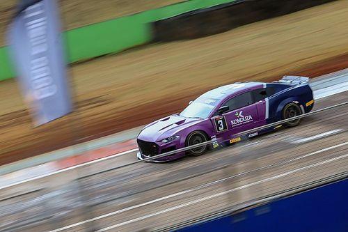 GT Sprint Race: Pedro Ferro lidera treino 2 com chuva em Cascavel