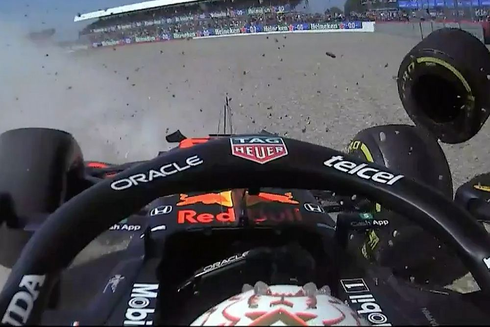 "Stewart: ""En mi época, Verstappen habría muerto en Silverstone"""