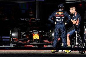 """Horner: """"Pérez tiene un rol cada vez más fuerte en Red Bull"""""""