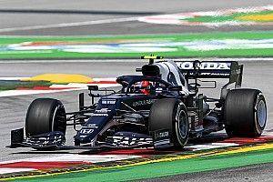 """F1: Gasly diz que AlphaTauri precisa melhorar após """"passos atrás"""""""