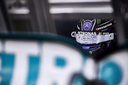 """Hamilton hará sus críticas a Mercedes """"puertas adentro"""""""