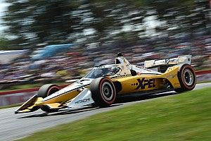 Newgarden 'calculated' Ericsson advantage in IndyCar Mid-Ohio final laps