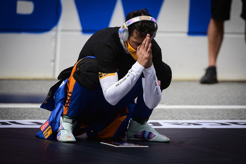 Bos Red Bull Prihatin Ricciardo Kesulitan di McLaren