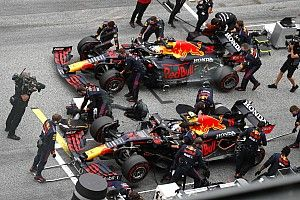 Horner: Red Bull not sacrificing 2022 F1 car with current upgrade push