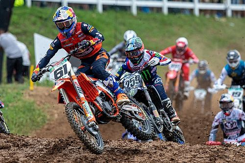 Hasil Race 1 MXGP Ceko: Prado Menangi Duel Sengit versus Gasjer