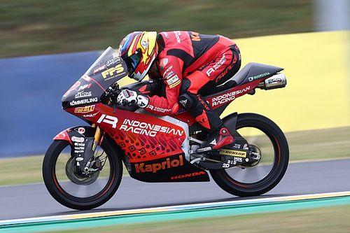 Hasil Kualifikasi Moto3 Catalunya: Duo Indonesian Racing Berkuasa