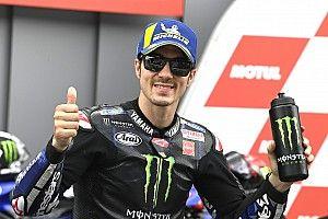 MotoGP: Vinales debutta sull'Aprilia con un test a Misano