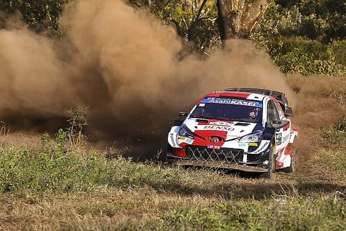 Report WRC: Ogier, redivivo dell'ecatombe Safari