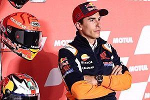 Jika Kondisi Lengan Memungkinkan, Marquez Ingin Tingkatkan Porsi Latihan