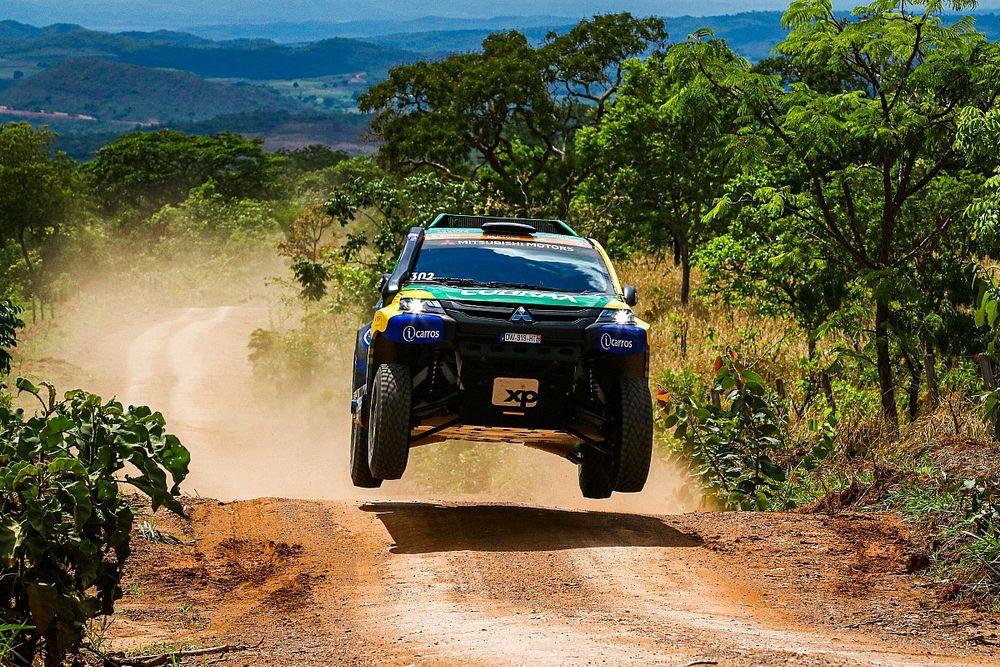 Começa o Rally Jalapão/Sertões Series na Bahia e Tocantins