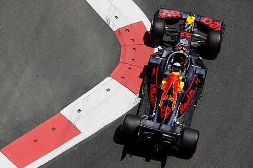 EL1 - Verstappen devance les Ferrari à Bakou