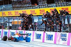 Alonso: az FIA foglalkozhatna a gumiégetésnél fontosabb dolgokkal is