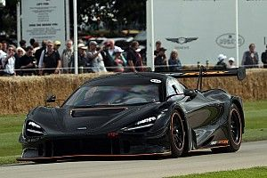 Bell beats Pastrana to Goodwood Festival of Speed Shootout honours