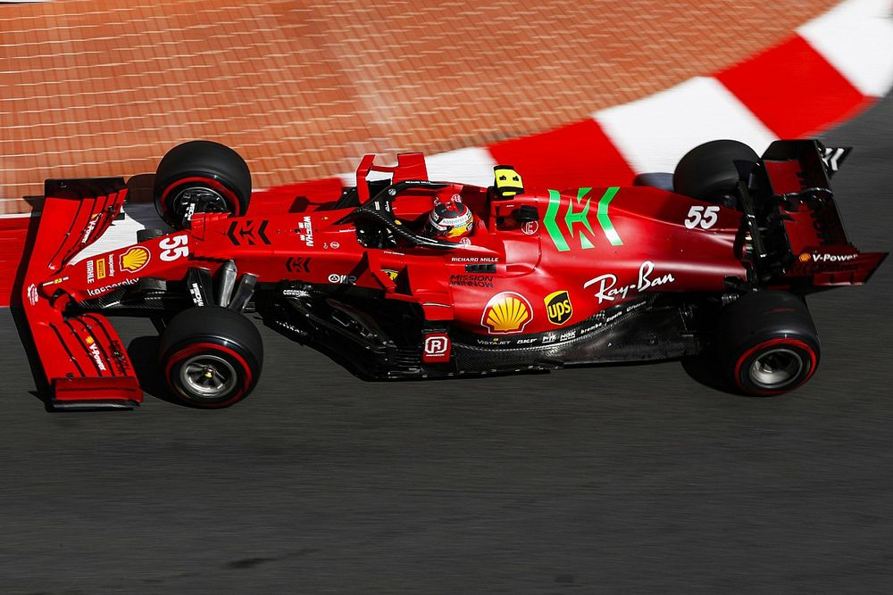 """Ferrari: Low-speed performance """"not a given"""" after Monaco pole"""