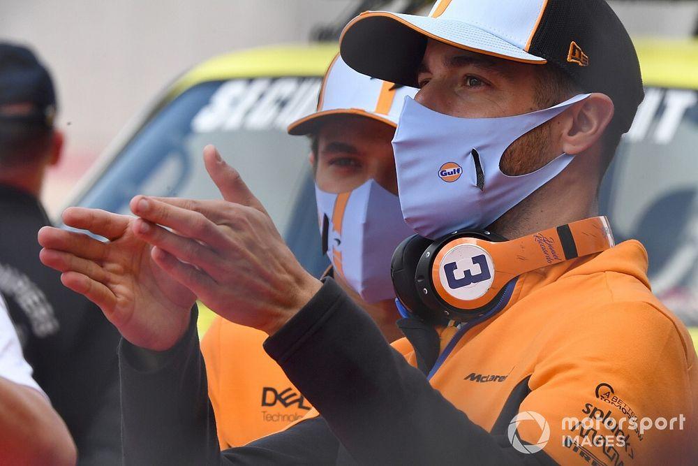 "Ricciardo sprak met Ferrari: ""Kwam niet verder dan telefoontjes"""