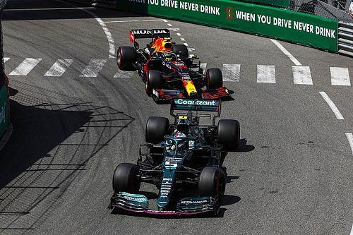 """Vettel le gana a Pérez el premio a """"Piloto del Día"""" en Mónaco"""