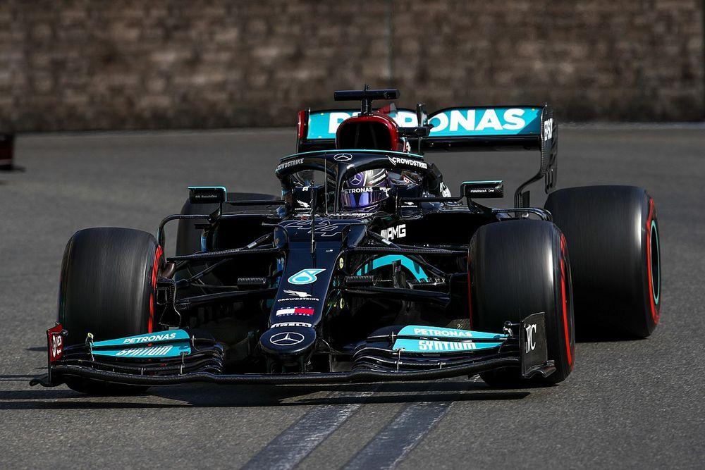 Wolff: Frustraties na Baku typerend voor hoge standaard Mercedes