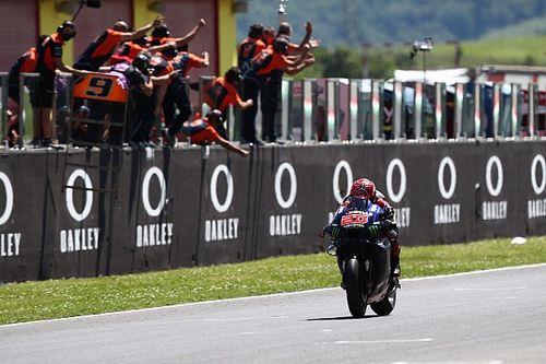 Fotogallery MotoGP: il GP d'Italia nel ricordo di Dupasquier