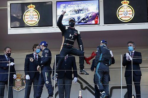 Da Costa pasa a Evans en la vuelta final para ganar en Mónaco