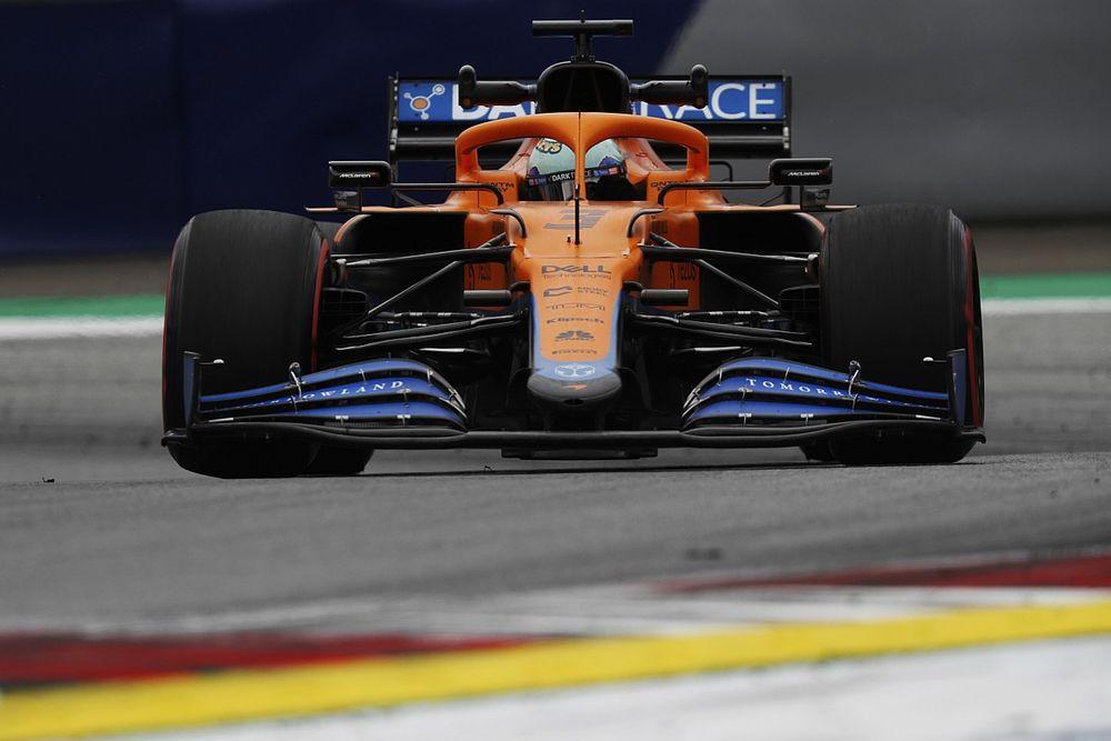 Ricciardo niet in paniek na zwak optreden in vrijdagtrainingen