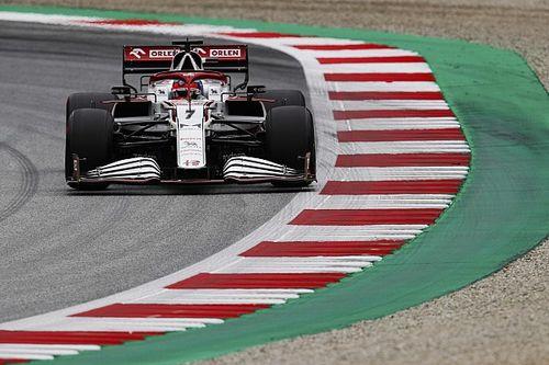 Pas eind dit jaar meer duidelijkheid over F1-toekomst Raikkonen