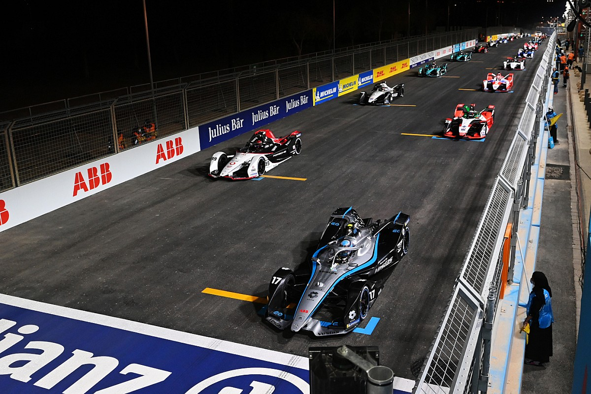 Four new races set to join Formula E calendar in 2021-22