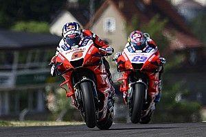 Resumen: la carrera de MotoGP del Gran Premio de Alemania