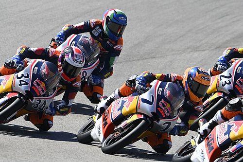 Hasil Race 2 Rookies Cup Italia: Balapan Mario Aji Berakhir Prematur