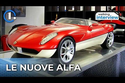 Dentro gli uffici di Imparato e dei 49 kamikaze dell'Alfa Romeo