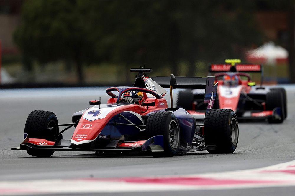 Jack Doohan knokt zich op opdrogende baan naar eerste F3-zege
