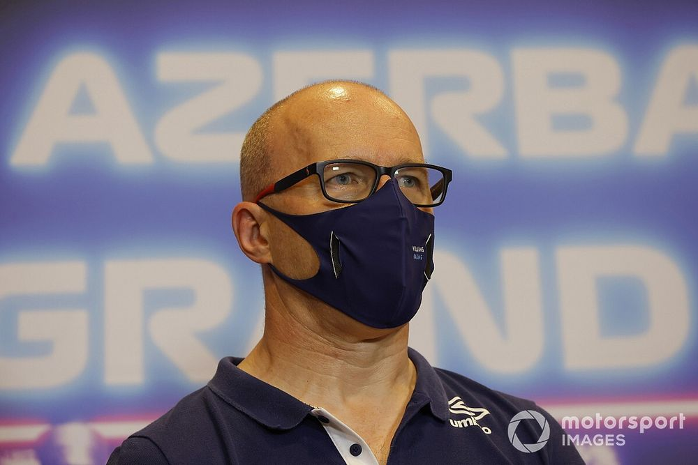 Williams announces Roberts to leave, Capito to take on F1 team principal duties