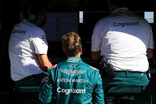 "Vettel's ""remarkable"" feedback behind long Aston Martin F1 debriefs"