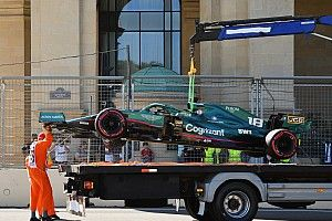 """Ralf Schumacher: """"Bakü'deki pistte çivi bile bulunduğunu duydum"""""""
