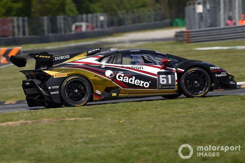 Lamborghini, Monza: Weering vince una spettacolare Gara 1